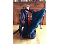 MacPac Possum baby/toddler carrier backpack