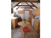 Beautiful 1 bed converted barn near Stithians for 6 month Winter Let