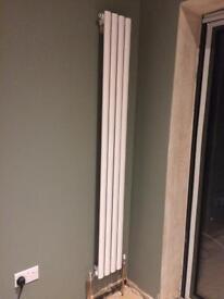 Screwfix vertical radiators.