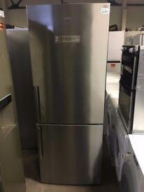AEG S74011CMX2 70cm Freestanding Frost Free Fridge Freezer