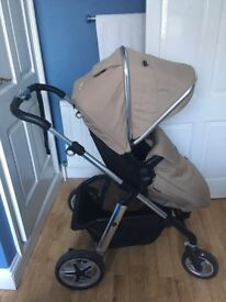 silver cross buggy