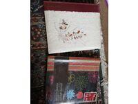 Photo albums x 2