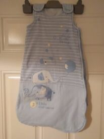 3 Little Elephants 2.5 Tog Sleeping Bag, 6-12 months