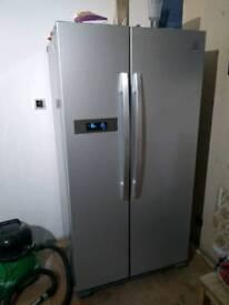 American style fridge freezer, Indesit