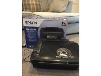 Epson Stylus SX425W A4 Printer & Ink Cartridges & Software Disc & Box