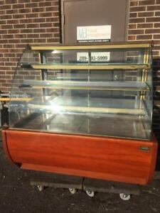 Igloo Refrigerated  and Dry Pastry Display Merchandiser JMR4