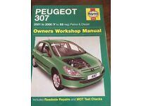 Peugeot Haynes manual
