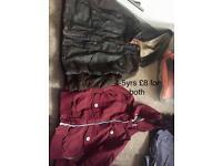 4-5yrs next coat amd George jacket