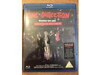 One Direction-Where We Are-Live in San Siro blu ray