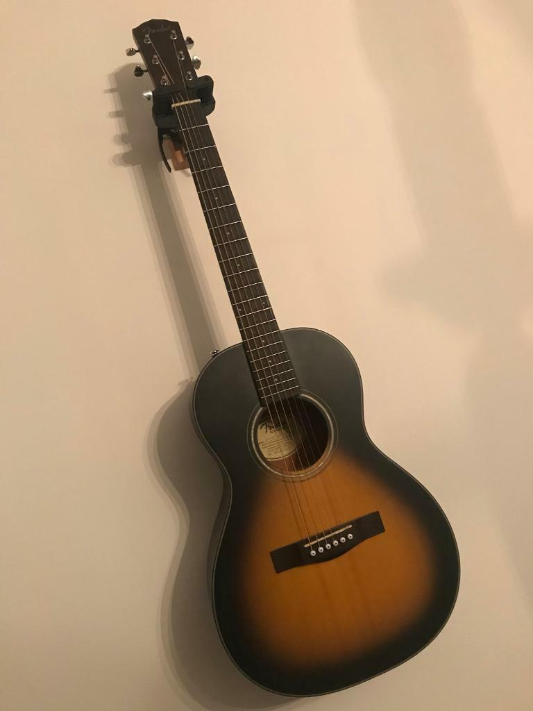 Fender CP100 acoustic guitar