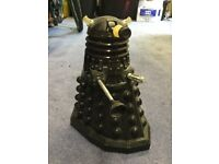 Black doctor who dalek remote controlled