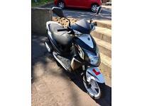 Sym Jet 4 125 scooter