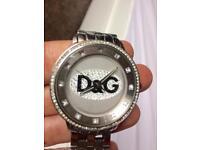 D&G watch ladies