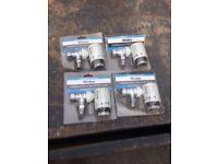 Thermostatic radiator valves