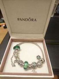 Pandora bracelet (100% genuine)