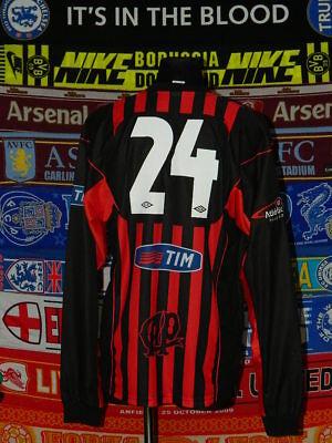 4.5/5 Atletico Paranaense adults XL 2004 #24 original football shirt jersey image