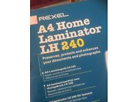 Laminator A4 LH240
