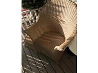 Garden rattan conservatory/summerhouse furniture