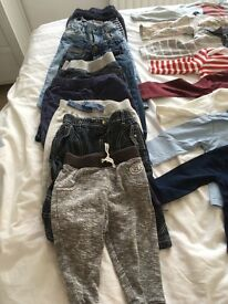 Baby boy clothes 40+ items bundle 6-9 months