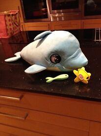Blu Blu interactive dolphin