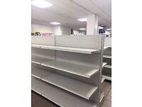 SHELVING SHOP FITTING FOR ALL TYPES OF STORES