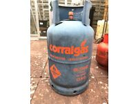 Gas bottles for caravan/camping