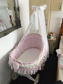 Baby Girls Crib