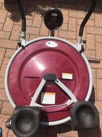Exercise Ab circle