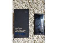 "Samsung Galaxy S7 edge SM-G935F - 32GB - Black Onyx (Unlocked) Smartphone ""BARGAIN"""