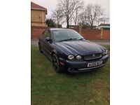 Jaguar X- type Facelift breaking for parts