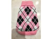 Doggy jumper size (S)