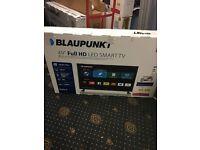 BLUEPUNKT. 49 Inch FULL HD LED SMART WiFi TV
