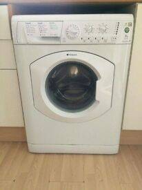 brand new condition hot point washer