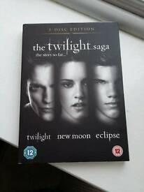 Complete Twilight DVD collection