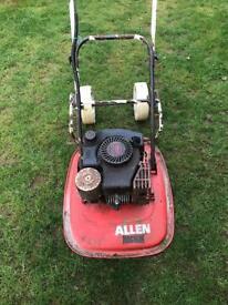 Allen magnum petrol mower