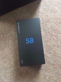 Samsung Galaxy S8 Brand New Factory Unlocked