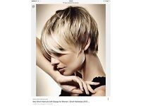 Hair model needed for a short cut - Georges Hairdressing