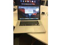 "Apple MacBook Pro 15"" 2.53Ghz - 4GB RAM - 250GB HDD"