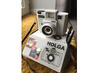 Holga lomography 120 roll film camera