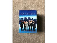Friends complete series (1-10) blu ray collection box set