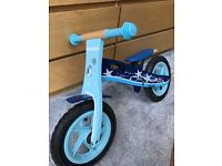 Nicko balance kids bike