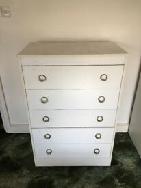 Matching chest of draws