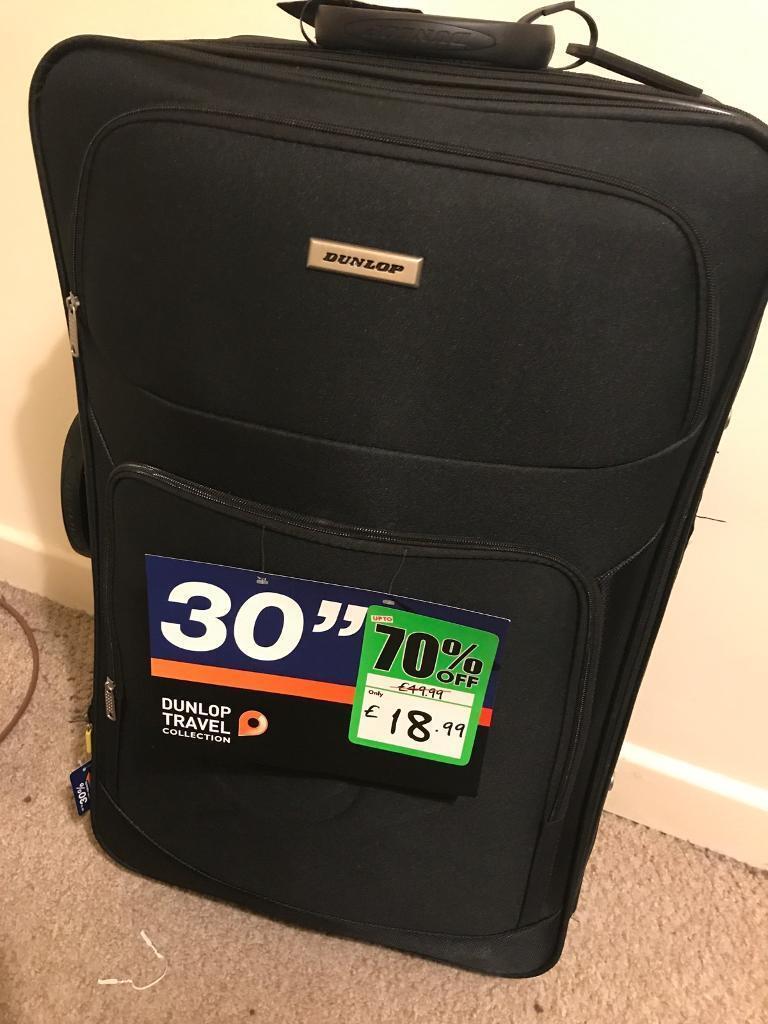 Large suitcase - Dunlop 30
