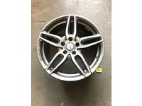 Mercedes benz 18 inch AMG alloys 4/4
