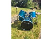 Dragon drum kit for sale (coventry)