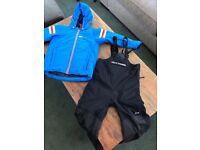 Boys Helly Hansen Ski Jacket and Sallopetts (age 7) £40 ono