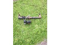 Renault scenic 2003 tow bar and wires