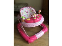 Walk and Rock Baby Walker from John Lewis