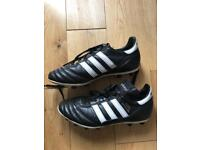 Boys ADIDAS Copa Mondial football boots UK size 5.5