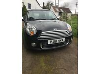 Mini Hatch One 1.6 D Avenue 3 Door 2011 Black